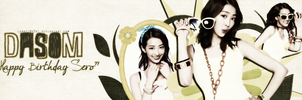 {Cover #36} Dasom (Sistar) by Larry1042k1