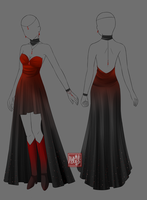 [CLOSED] Outfit Adoptable 1 by ofFeathers
