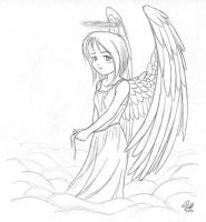 Angel, 8 by phoenix-san