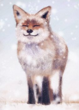 Snow Doge by onionrider