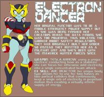 Electron Dancer by Tyrranux