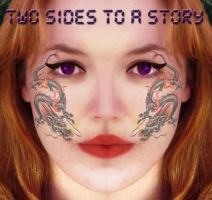 Two Sides Two A Story by camimo