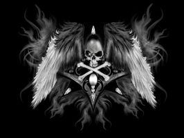 Death Angel Wallpaper by Quicksilverfury