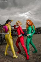 Totally Spies by Liv-is-alive