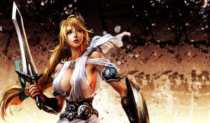 Sophitia From Soul Calibur by nickyheavens