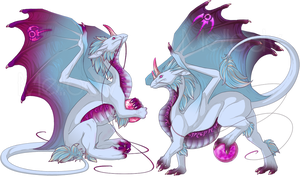 FR Accent: Mystic Treasures (pearls) by lXxMellodyxXl