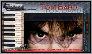 Tom Bard web page by Duganrox