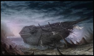 Shipwrecked by Rorus007