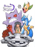 I beat the Elite 4 today by CrackNinja