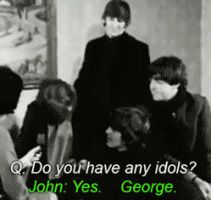 John x George by SugaShikao