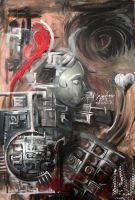 Unfinished Mechanical Heart by shadradson