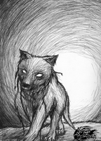 Demon Wolf by Royle-McCulloch