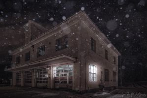 the Firestation by wchild