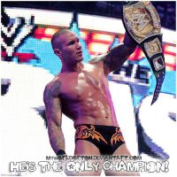 He's the Only Champion by MyWorldOrton