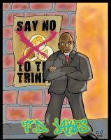False Preacher: T.D. Jakes by ArtNGame215