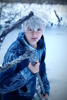 Jack Frost - Rise of the Guardians by Cosplay-Kuro