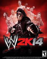 WWE 2K14 by PainSindicate