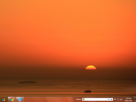 Karachi Theme for Windows 7 by xulfikar