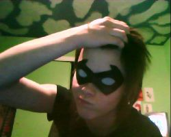Finished Robin Mask by Asterous