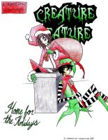 Creature Feature Christmas Special 2011 by M-Ziliak