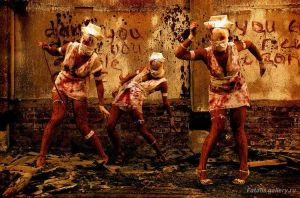 Silent Hill - 1 by Fatalis-Polunica