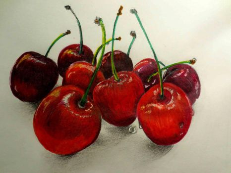 Cherries by O-Tripp