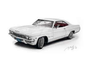 Chevrolet Impala by Mipo-Design