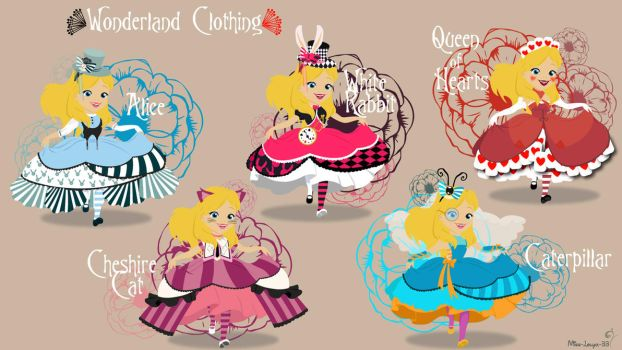 No-Disney Young Princess ~ Alice (Clothing) by miss-lollyx-33