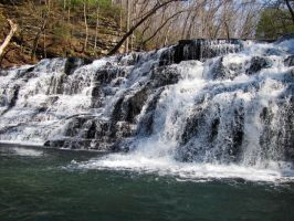 Waterfall by Toneproductions1