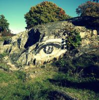 Earth eye by grigant
