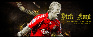 Dirk Kuyt by BLUE-KING