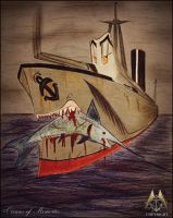 ~Happy All Hallow's Eve from Scapa Flow, Scotland~ by RMS-OLYMPIC