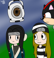 .:REQUEST:. Group of 4 by TheShadowArtist100