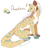 tropical exotic adopt auction by Sidgi