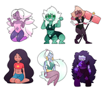 Steven Universe 2 by LexisSketches