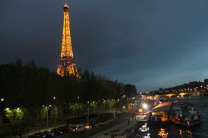 Paris at night. by Buterfly13