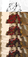 WIP -  Iron Man Hulkbuster Armor by Fgore
