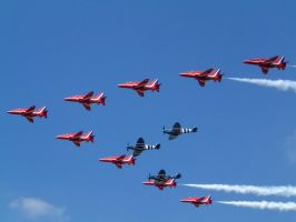 Flypast by StuartChell