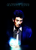 Magnus Bane - The Mortal Instruments by itsmichelee