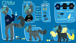 CJ REF NOVEMBER 2016 (READ DESC) by sqacebolt