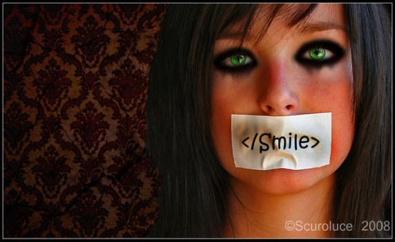 End Smile by scuroluce