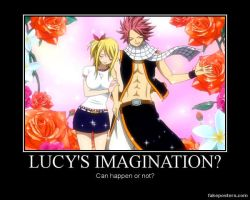 Lucy's imagination by janesmee