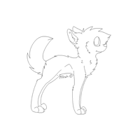 Lineart by Miineh