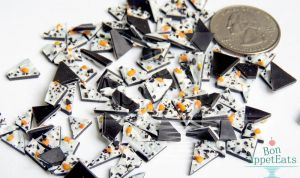 1:12 Halloween Chocolate Bark by Bon-AppetEats