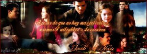 Jacob y Renesmee Forever by girltwilight