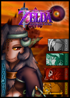 LoZ: Ultimate Rival Cover by Luifex