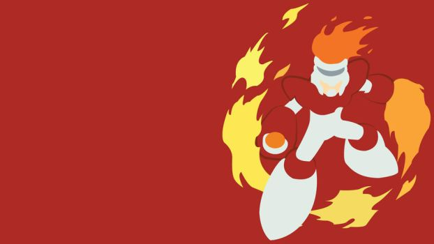 Fire Man Wallpaper by Oldhat104