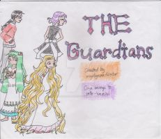 The Guardians Cover by angelliyesmadirector