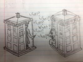 The Doctor meets The Doctor by Ace156212