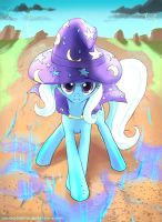 Trixie ATTACK by Los-Chainbird